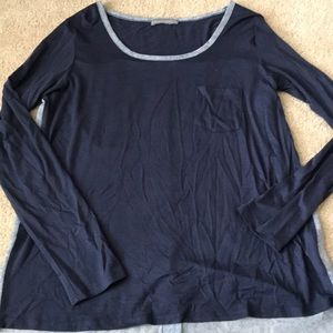 Loveappella long sleeved shirt size Large